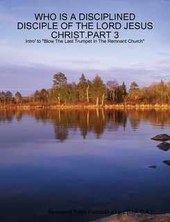 Who is a Disciplined Disciple of the Lord Jesus Christ